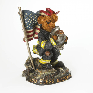 9-11 Remembrance Figurine - Copy